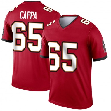Youth Nike Tampa Bay Buccaneers Alex Cappa Jersey - Red Legend