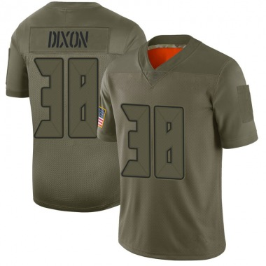 Youth Nike Tampa Bay Buccaneers D'Cota Dixon 2019 Salute to Service Jersey - Camo Limited