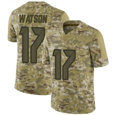 Youth Nike Tampa Bay Buccaneers Justin Watson 2018 Salute to Service Jersey - Camo Limited